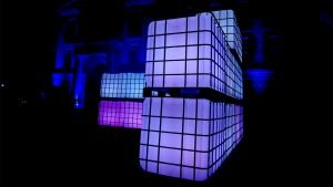 Cubes @ Glitch, Kings College